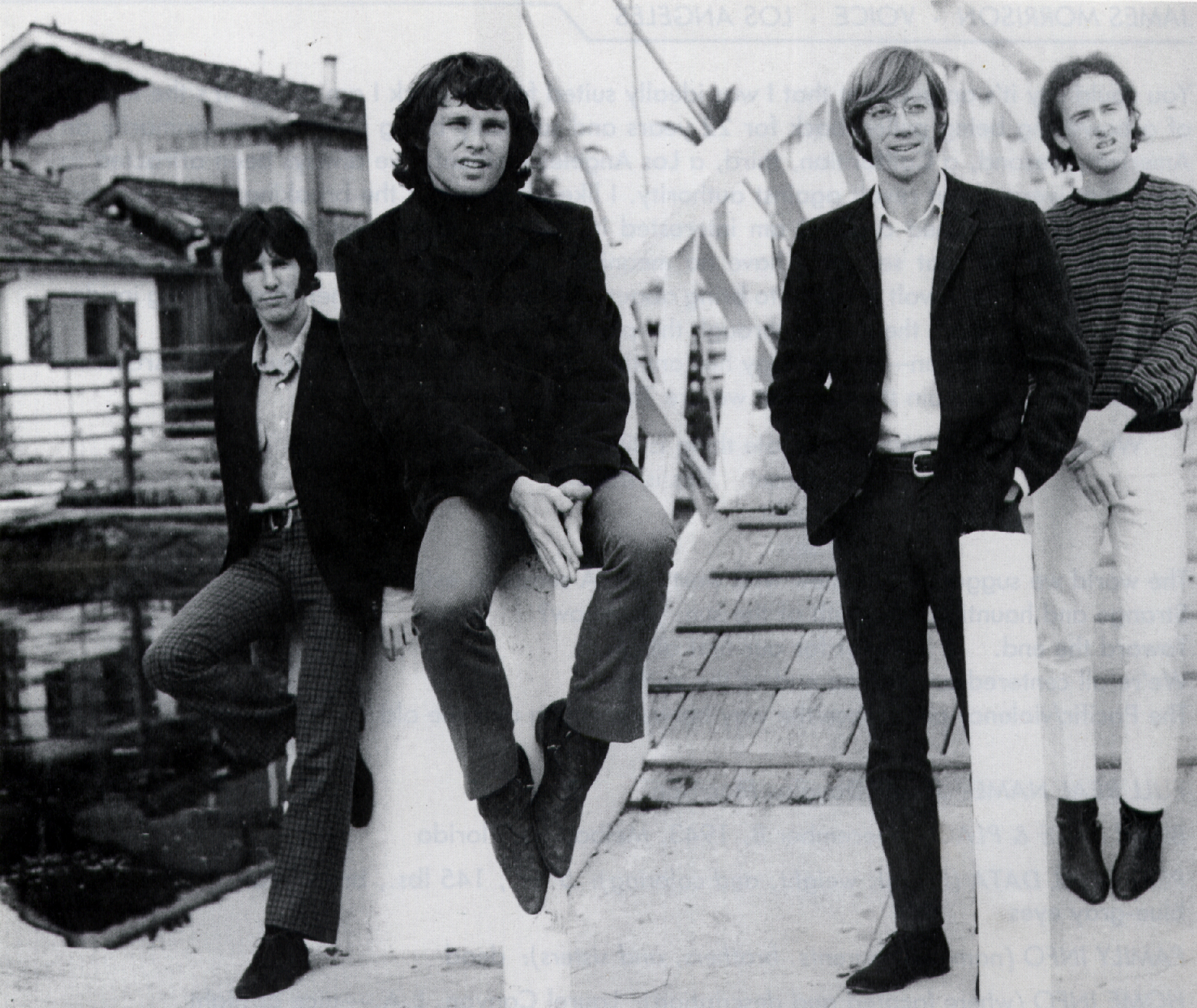 the biography and history of the doors band The doors discography and songs: music profile for the doors, formed july 1965  butts band, the doors of the 21st century,  music history when singles became .